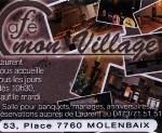 café mon village