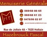 hazebrouck menuiserie